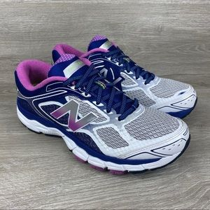 New Balance 860v6 Women's Running Shoes 8.5 Wide